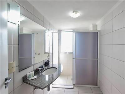 Standard Quádruplo com Vista - Banheiro