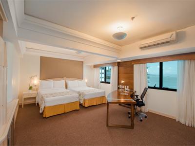Apartamento Luxo Duplo Casal