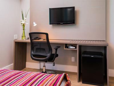 Apartamento Standard - Estação de Trabalho