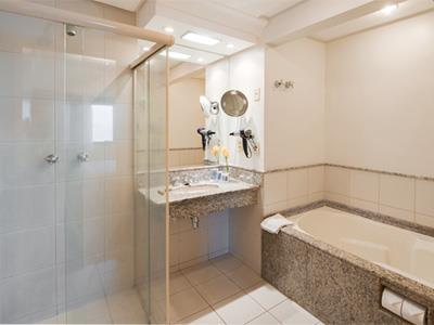 Apartamento Superior - Banheiro