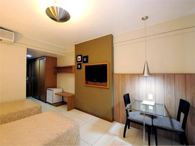Apartamento Vista Mar Luxo Triplo