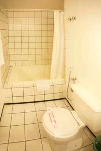 Quartos - Banheiro