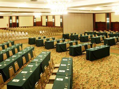 Salão de Eventos - Decoração