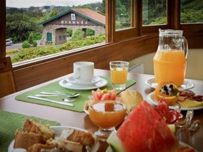 Café da Manhã - Vista Alternativa