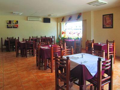 Restaurante Alcázar