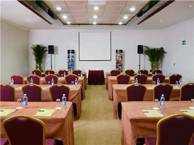 Hotel Guadalajara Plaza Expo Business Class, Salones