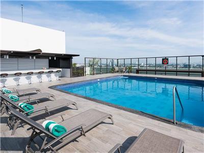 Holiday inn guadalajara select hotel en guadalajara for Hoteles con piscina en guadalajara