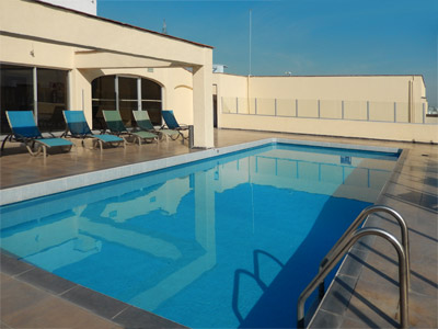 Hotel roma guadalajara oferta habitaciones desde - Hotel piscina roma ...