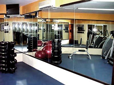 Gimnasio - Vista Alternativa,