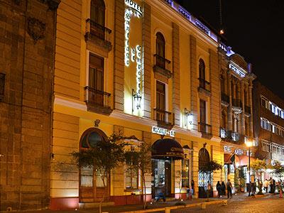 Hotel santiago de compostela oferta habitaciones desde - Piscinas santiago de compostela ...