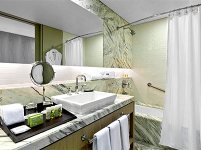 Premium Double - Bathroom