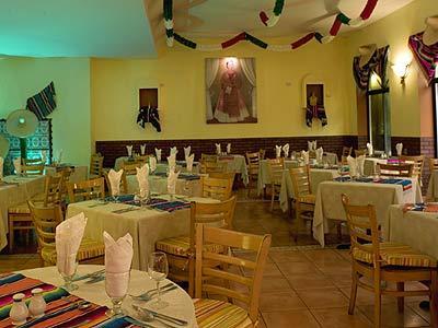 Restaurante La Cantina Allegro Papagayo All Inclusive Resort