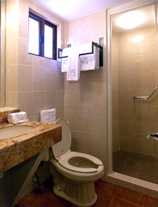 Standard Double King - Bathroom
