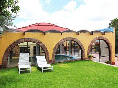 Pool - Exterior View