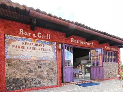 Restaurant - Exterior