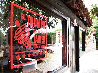 Tacos El Trompo de San Javier