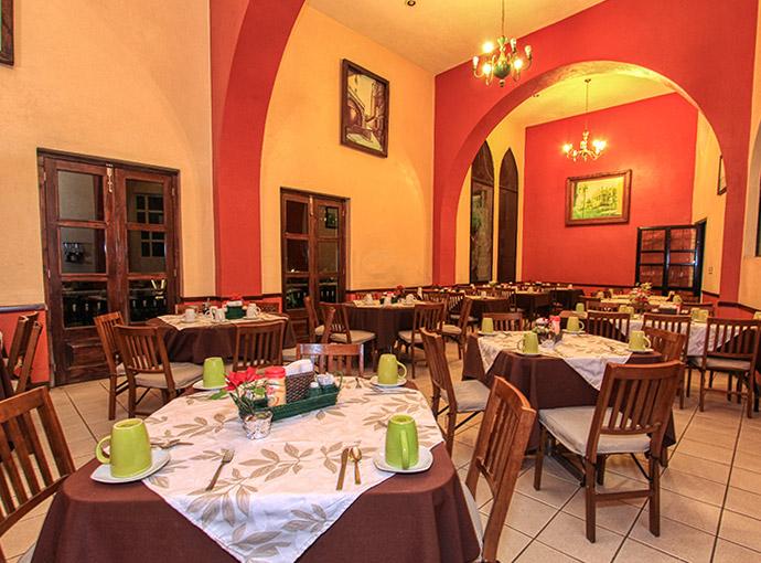 Restaurante Balcones del Cantador