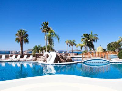 Hotel san carlos plaza playa en - Piscina san carlo ...