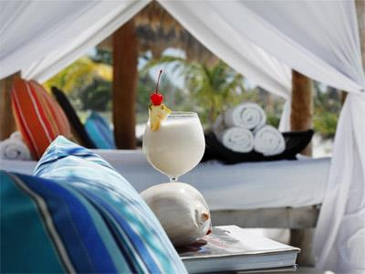 Balinese Beds - Drink