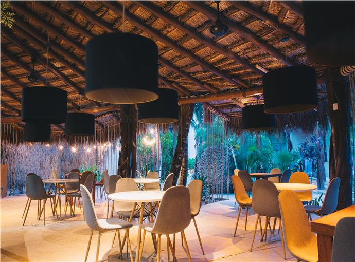 Restaurante Holbox Dream Beachfront Hotel By Xperience Hotels