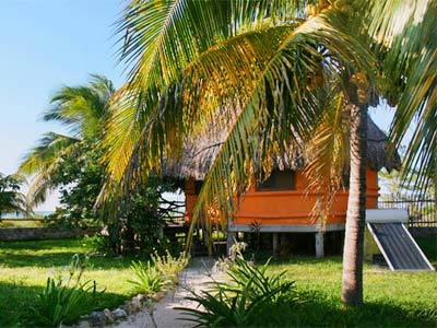 Beachfront Bungalow - Exterior
