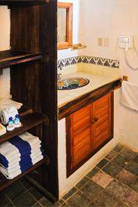 Superior Bungalow - Baño