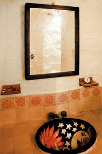 Garden Bungalow - Bathroom