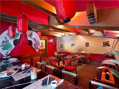 Kyoto Sushi Bar Barcelo Huatulco
