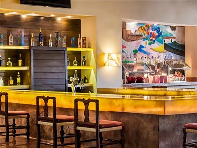 Lobby Bar Barcelo Huatulco