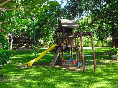 Playground in the Gardens