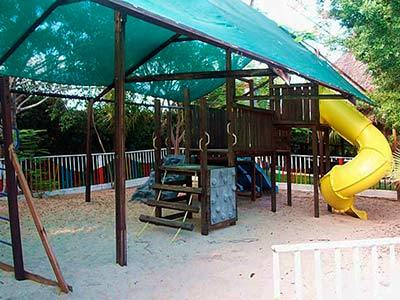 Beach Club - Kids' Play Area