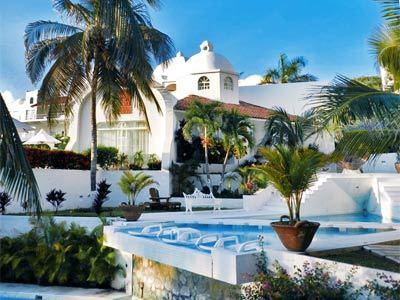 Villas fa sol hotel in huatulco oaxaca for Villas fa sol