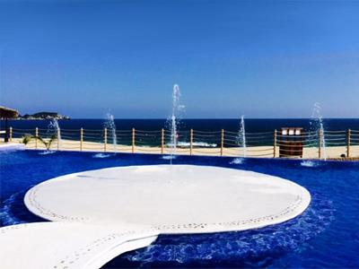 La isla huatulco hotel en huatulco oaxaca for Isla leon piscina
