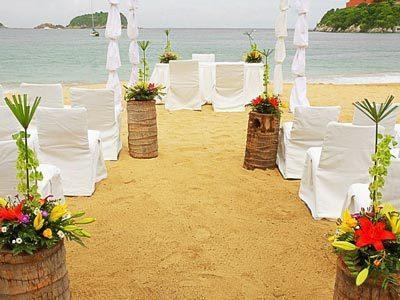 Tornillos Beach - Bodas