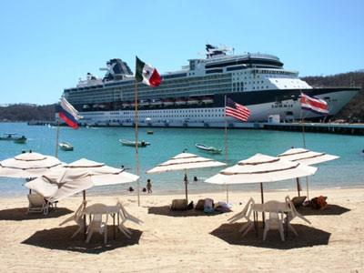 Beach - Cruise Ship