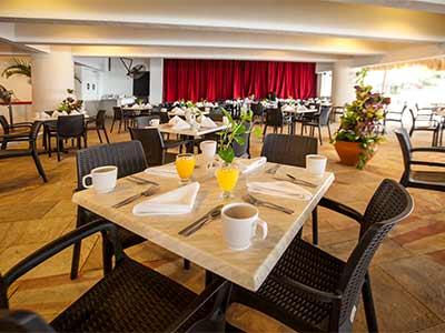 Restaurante Área de Playa