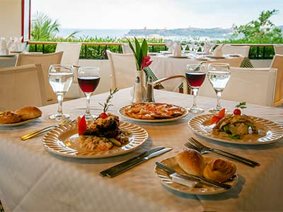Restaurante Trattoria El Mirador