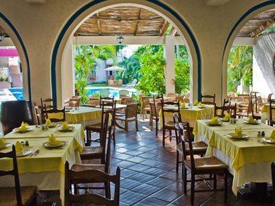Restaurante - Terraza