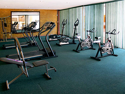 Best western plus plaza florida and tower hotel en for Gimnasio cerca de aqui