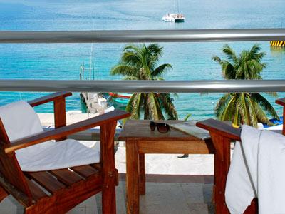 Deluxe Matrimonial con Vista a la Bahía