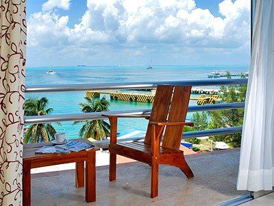 Estándar con Vista a la Bahía - Balcón