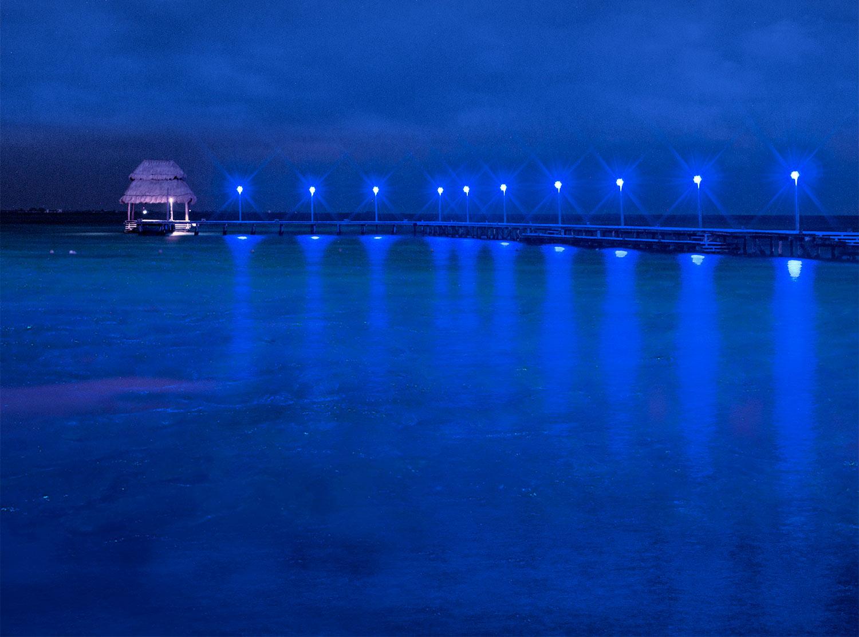 Muelle - Noche