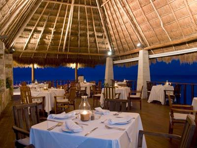 Restaurante Zazil Ha Na Balam Beach Hotel and Suites