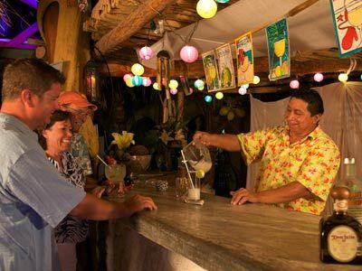 La Palapa - Bartender