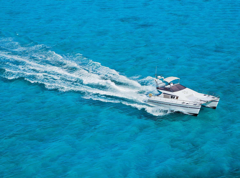 Serviço de renda de Catamarã