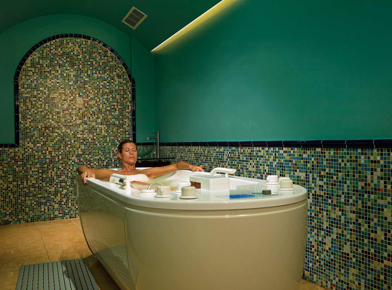 Spa - Bañera Thalasso
