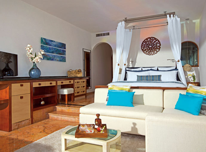 Junior Suite Veranda Doble Frente al Mar