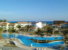 fachada Sol Cayo Largo All Inclusive