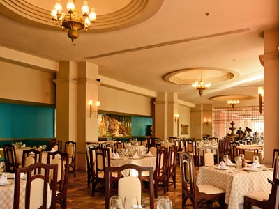 Restaurante La Fontana Barceló Ixtapa