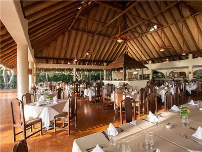 Restaurante La Palapa Barceló Ixtapa